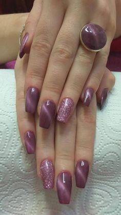 -Lovely Simple Bright Nail Design 2019 - Page 21 of 21 - Dazhimen - Magnetic Nail.- Lovely Simple Bright Nail Design 2019 – Page 21 of 21 – Dazhimen – Magnetic Nails Lovely Simple Bright Nail Design 2019 – Page 21 of 21 – Dazhimen – Magnetic Nails , <br Fancy Nails, Cute Nails, Pretty Nails, My Nails, Avon Nails, No Chip Nails, Bright Nails, Purple Nails, Glitter Nails