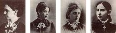 Helen M. Dodge, Frances E. Haven, E. Adeline Curtis, and Mary A. Bingham. I am so thankful to these beautiful founders of Gamma Phi Beta.