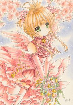 Cardcaptor Sakura | CLAMP | Madhouse / Kinomoto Sakura / 「さくらちゃん」/「あさぽん」のイラスト [pixiv]