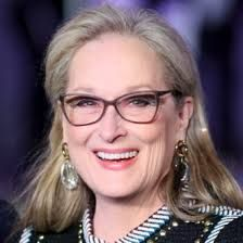"""Meryl Streep is an American actress, often described as the """"best actress of her generation. Leave In, Meryl Streep, Mascara Hacks, Maria Nila, Good Movies On Netflix, Ralph Fiennes, Orson Welles, The Best Films, Adam Sandler"""