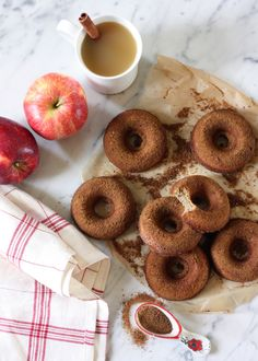 Creating a gluten-free cider donuts recipe has been on my to-do list for years now. I didn't grow up with them, but Andy loved to eat them (the wheat kind) every fall when he was growing up in New York and Pennsylvania. When we moved to Maryland in 2000 he asked his new co-workers where he...Read More »