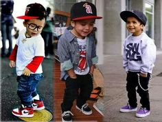 Hiphop baby style