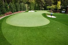 Back Nine Greens are pioneers at installing durable & realistic artificial grass in California.