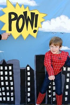 Life Frosting: Time for a Spiderman Photo ! #spidermanparty