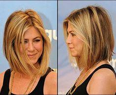 10 Jennifer Aniston Bob Cortes de pelo