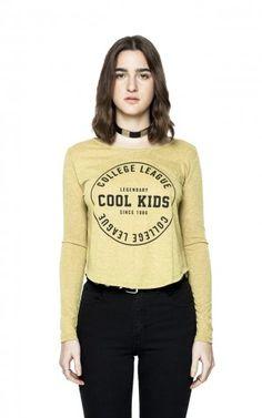 REMERA COOL KIDS