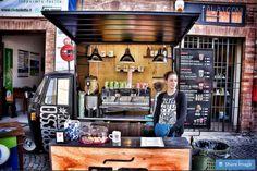Ape Car Caffee espresso