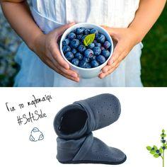 🐳🐳 SUMMER BLUEBERRIES 🐳🐳 Τα αγαπάμε γιατί είναι superfood, τα αγαπάμε γιατί είναι καλοκαιρινά, τα αγαπάμε γιατί τώρα είναι και CORFOOT και γνωρίζουμε το μυστικό για να τα αγαπήσετε και εσείς 😉. Το μυστικό για την καλύτερη ανάπτυξη των ποδιών είναι να τους δίνουμε καθημερινά από ένα CORFOOT Blueberry. www.corfoot.gr/product/blueberry #SummerEdition 🐳 Ιδανικά και για τους καλοκαιρινούς μήνες 🐳 Με μαλακή, αντιολισθητική σόλα 🐳 Ανάλαφρα και άνετα 🐳 Προστατεύει τα βρεφικά ποδαράκια στο μπoυσ Leather Shoes, Blueberry, Fruit, Handmade, Food, Leather Dress Shoes, Leather Boots, Berry, Hand Made