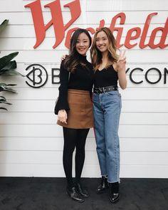 "202 Me gusta, 10 comentarios - Jocelyn X (@joceejoy) en Instagram: ""So excited & happy to meet my fav beauty YouTuber @imjennim today!!!😍love u Jenn!! ❤️ . . . .…"""