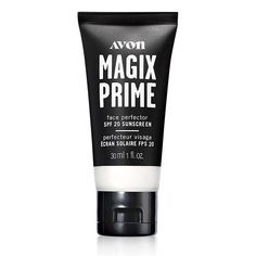MAGIX PRIME FACE PERFECTOR Instantly blurs for a pore-free shine-free and line-free complexion Botanical extracts visibly tighten pores an moisturize skin with Live life and enjoy every day See link in Bio or DM me I'd LOVE to be your Avon Lady . Anti Aging, Liquid Eyeshadow, Eyeshadow Palette, Lip Gloss, Tighten Pores, Minimize Pores, Avon Online, Day Makeup, Makeup Products