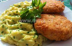 Hlavní jídla – U Miládky v kuchyni Food And Drink, Menu, Chicken, Menu Board Design, Cubs