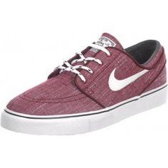 Nike Sb Stefan Janoski schoenen bordeaux rood 36,5 EU