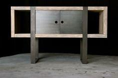 Custom Industrial Modern Sideboard by seventeen20 | Hatch.co