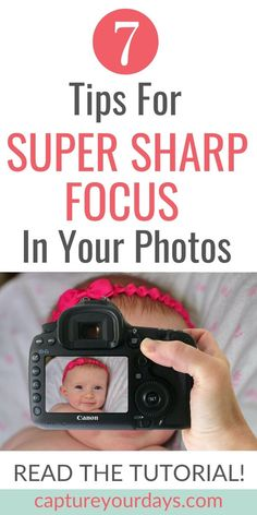Blurry pictures can be a big problem for the photography beginner. In photograp. - Blurry pictures can be a big problem for the photography beginner. In photography focus is one of - Tent Photography, Photography Terms, Photography Journal, Photography For Beginners, Modern Photography, Photoshop Photography, Photography Tutorials, Photography Business, Learn Photography