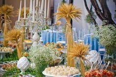 Mini Wedding Nathalia e Nima - Arranjos de Trigo Clube Noivas