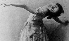 Isadora Duncan. Creator of modern dance.