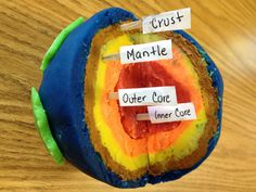 how to make a three d earth model | Results: Model Earth EC Project! | Ms. York's Fourth Grade