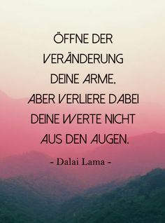 """Those who believe that religion is aloof and out of touch with the world have never read the quotes of the Dalai Lama. Because from whom a quote like this comes: """"If you believe . Advice from the Dalai Lama: The best quotes for every situation in Positive Mantras, Positive Thoughts, True Quotes, Best Quotes, German Quotes, Out Of Touch, Believe, Yoga Quotes, True Words"""