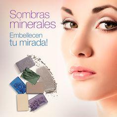 Sombras. Consultame por privado para adquirir los productos Mary Kay en https://www.facebook.com/ClaudiaMolinaMaryKay