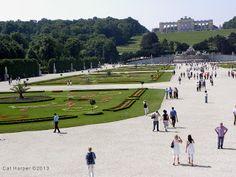 Schonbrunn Palace in Vienna on Shutterbug Traveler