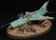 "MiG-21MF ""Bunny Fighter"" 