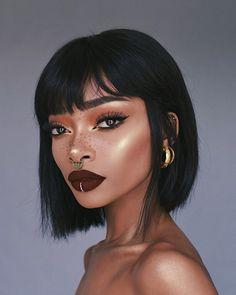 Improve makeup with these mac makeup looks Tip# 0707 Makeup Goals, Makeup Inspo, Makeup Inspiration, Beauty Makeup, Eye Makeup, Hair Makeup, Hair Beauty, Alien Makeup, Devil Makeup