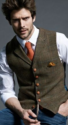 Mens vest fashion - 2019 Men s Wool Plaid Groom Vests Groom s Suit Vest Tweed Business Suit Jacket Formal Groom s Wear Suit Vest Men s Wedding Tuxedo Waistcoat Costumes En Tweed, Groom Vest, Groom Suits, Chaleco Casual, Mens Suit Vest, Suit Jacket, Waistcoat Men Casual, Plaid Suit, Tweed Vest