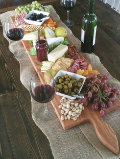 Charcuterie And Cheese Board, Charcuterie Platter, Cheese Boards, Antipasto Platter, Cheese Board Display, Wooden Cheese Board, Antipasto Skewers With Tortellini, Meat Platter, Holiday Appetizers