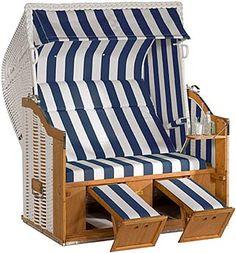 Strandkörbe in vielen Größen: 2-Sitzer-XL