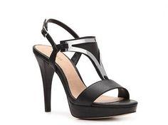 Chilis Tamara Platform Sandal White Spring Trend Focus Women's Shoes - DSW