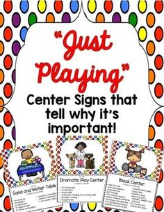 11 best kindergarten center signs images kindergarten rh pinterest com
