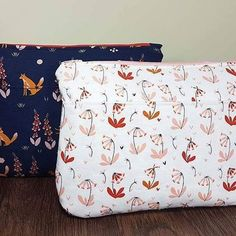 New tutorial up on the blog for the Anne pouch. Quick and easy sew! #annepouch #freetutorial
