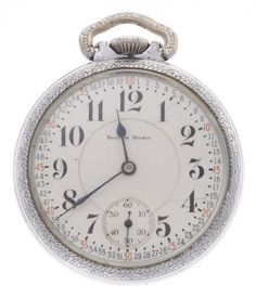 South Bend 21 Jewel Model 227 Open Face Pocket Watch Case: gold filled, 16 size, vertical damaskeened and blank - Available at Tuesday Internet Watch and. Pocket Watches, Wrist Watches, Pendant Watch, Open Face, South Bend, Gold Letters, Watch Case, Jewels, Antiques