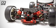 Kyosho TF7.7 electric touring car kit