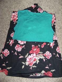 Skirt to Shirt