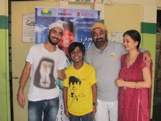 Manjot Singh with Harsh Mayar