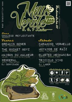 #Fiesta del Millo Verde de #Redondela, #Galicia
