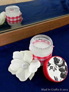 Raspberry Coconut Oil Scrub