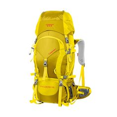 c119caa07d84 60L Outdoor Camping Hiking Backpack Rucksack