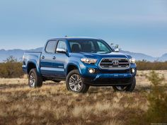 2016 Toyota Tacoma - http://car-pictures.info/2016-toyota-tacoma/