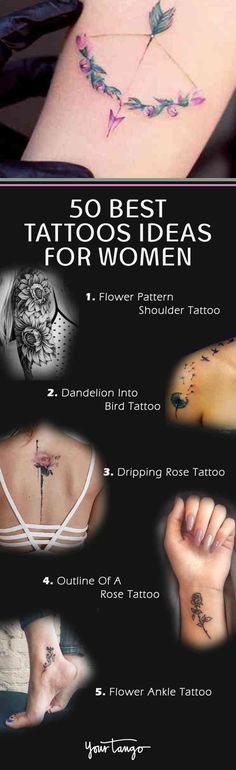 50 Tattoos Ideas
