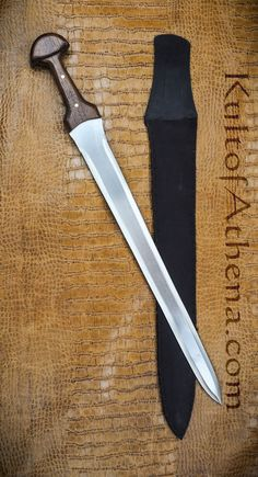 Mycenaean Naue II Sword with Sheath