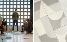 Puzzle by Ceramiche Mutina: unleash your creativity
