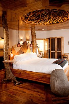 10 High-End Themed Hotel Suites - CNBC Beaver Lodge, Beaver Dam, Theme Hotel, Hotels And Resorts, Best Hotels, Amazing Hotels, Unique Hotels, Hotel Suites, Luxury Accommodation
