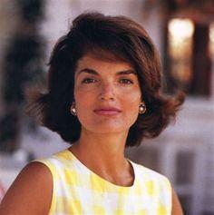 37 - Jacqueline Lee Bouvier Kennedy