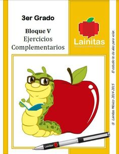 EJERCICIOS COMPLEMENARIOS LAINITAS 1°, 2° , 3°, 4° y 5° BIM 14-15 | zomaral14