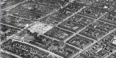 freeman st area 1930s Old Pictures, Old Photos, Old Street, Local History, Old Town, City Photo, Retro 2, 1930s, Nautical