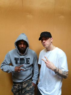 Kendrick and Em