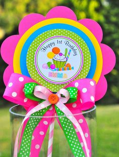 Candyland Centerpiece