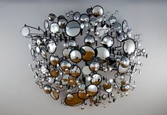 Graham Caldwell's Prismatic Blown Glass Sculptures | Hi-Fructose Magazine
